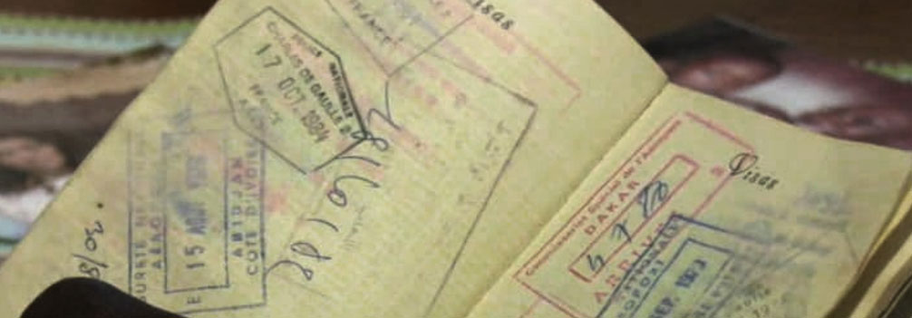 Seynabou – Si loin si proche, quatre temps de migration