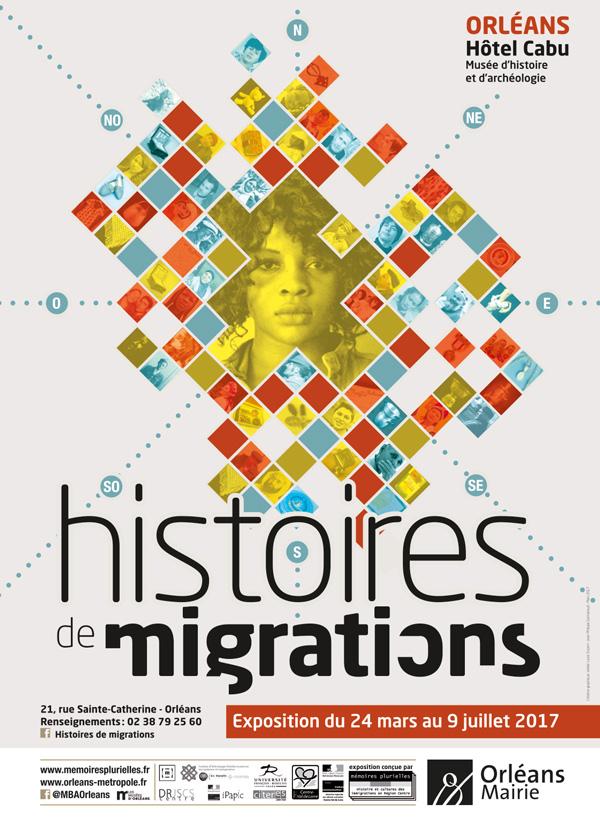 Exposition: Histoire(s) de migrations