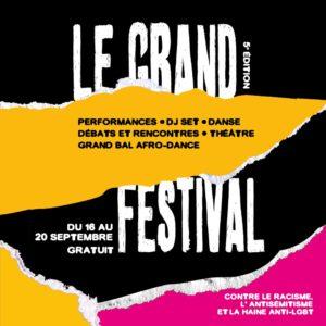 Musée National de l'Immigration : Le Grand Festival 2020